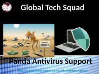 Panda Antivirus Support-Tech Support 1-800-294-5907.pptx