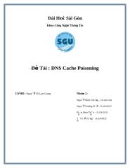 DNS Cache Poisoning.docx