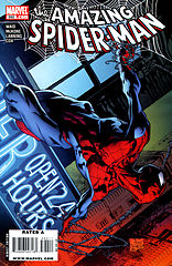 Amazing Spider-Man 592 (2009) (both covers) (GreenGiant-DCP).cbr