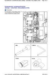 Wymontowanie i zamontowanie paska zębatego - samochody z dużą podporą silnika.pdf