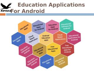 Education Applications For Android.ppt