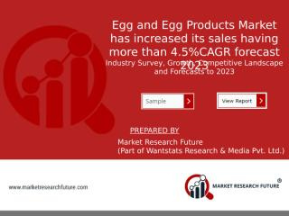 Egg and Egg Products Market research.pptx