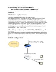 cara setting mikrotik routerboard rb750.doc