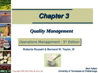 Quality Management - Day 2.ppt