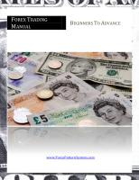 Forex Trading Manual - Beginners To Advances.pdf