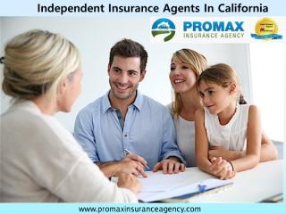 independent insurance agents in California.pdf