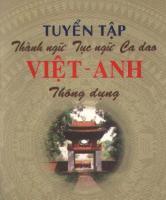 Tuyen tap thanh ngu tuc ngu Viet Anh thong dung.pdf