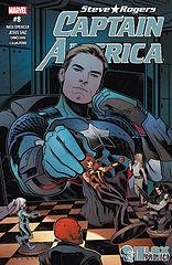 Steve Rogers Capitán América (2016) #8 The Lax Project.cbr