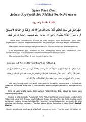 25 solawat asy-syeikh abu 'abdillah ibn an-nu'man.pdf
